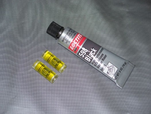 Flange Wizard Vial Replacement Kit