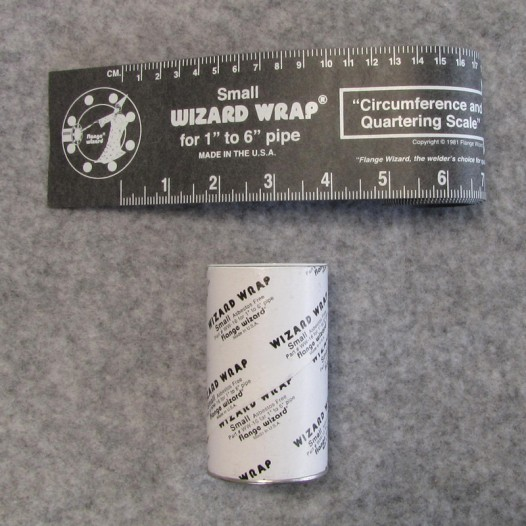 Flange Wizard Tools Wizard Pipe Wrap