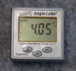 iGaging Magnetic AngleCube